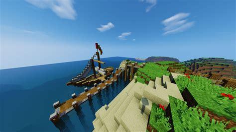 Survivors' Island SG Map Minecraft Map