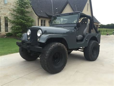 jeep willys lifted 1958 willys jeep for sale or trade lifted willys jeep