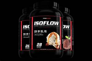 Proccor Launches Its Whey Isolate Protein Isoflow In Six Different Flavors