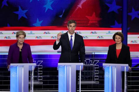 democratic debate beto orourke speaks spanish  social