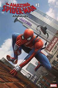 Marvel Announces Marvel's Spider-Man Video Game Variant ...