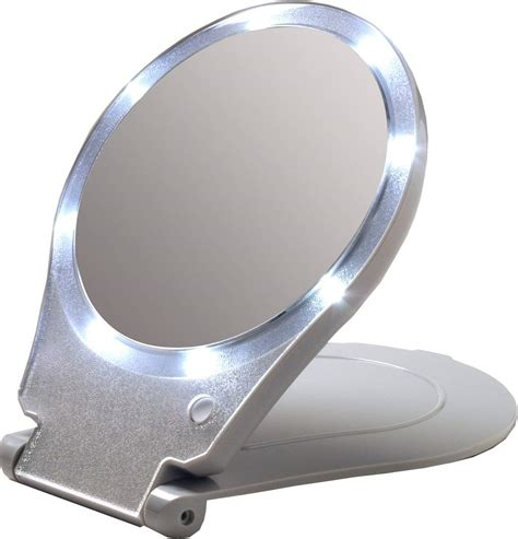 lighted magnifying mirror 12 best lighted makeup mirrors 55 baumbeauty