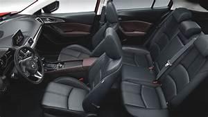 Mazda 3 Coffre : dimensions mazda 3 2017 coffre et int rieur ~ Medecine-chirurgie-esthetiques.com Avis de Voitures