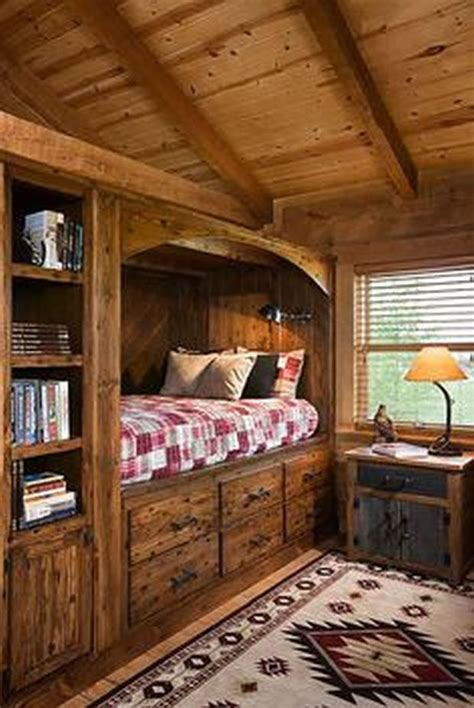 top  rustic bunk beds cabin obsession