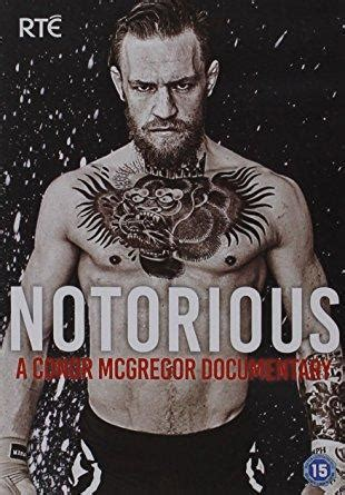 conor mcgregor notorious  filmaffinity