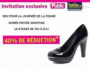 Bon Price Mode : bon plan mode public vous invite la soir e priv e shopping la halle aux chaussures ~ Eleganceandgraceweddings.com Haus und Dekorationen