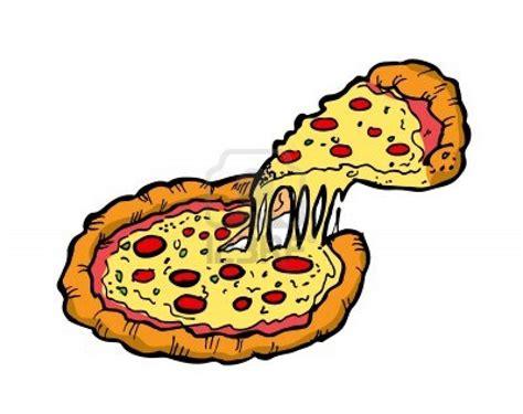 Whole Pizza Clip Art Black And White