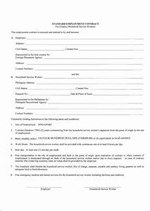 what you need to know about employment contracts free pdf With standard contract of employment template
