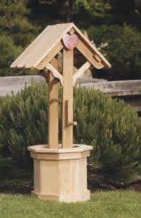 ornamental outdoor garden bridal shower wishing well w gift card lid