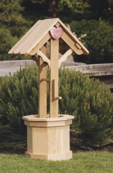 ornamental outdoor garden bridal shower wishing well w