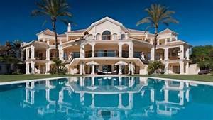 villa de luxe a louer marbella youtube With delightful maison avec piscine a louer en espagne 10 location de villa luxe marbella costa del sol espagne