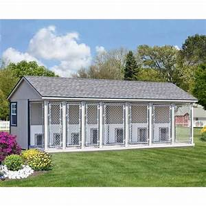 Top 25 ideas about dog kennels on pinterest for dogs k9 for Amish dog kennel plans