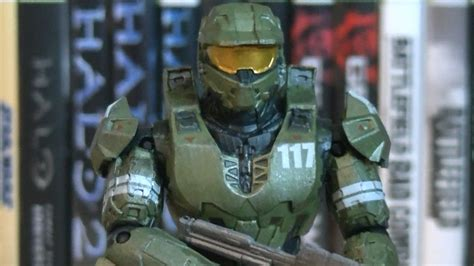 Halo Universe The Package Master Chief Anniversary