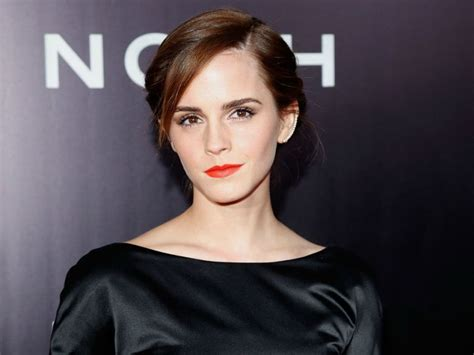 Emma Watson Refuses Let Critics Who Label Her