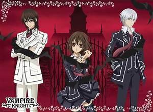Moonlight Summoner's Anime Sekai: Vampire Knight ヴァンパイア騎士 ...