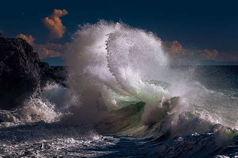 rough sea   giovanni allievi