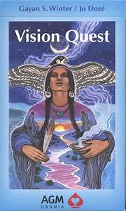 The Vision Quest Tarot Cards