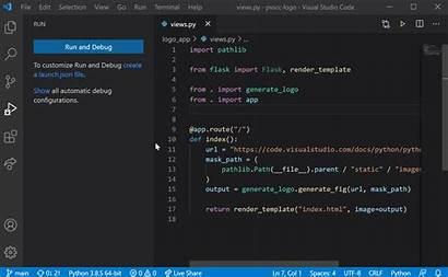 Python Microsoft Visual Studio Code Vscode Github