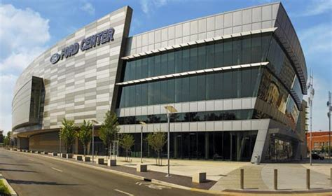 The Ford Center | Lehman Roofing, Inc.