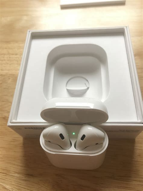 airpods unboxing  february