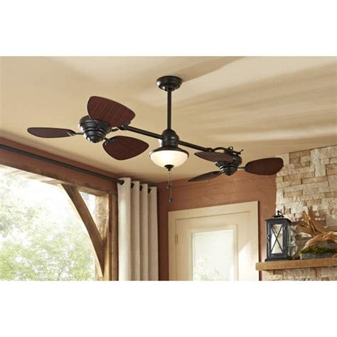 harbor dual ceiling fan 17 best images about family room on fireplaces