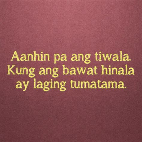 Tagalog Love Quotes Tumblr Patama