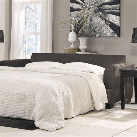 signature design by ashley furniture levon queen sleeper