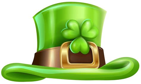 St Clip Hat Clipart St Patricks Day Pencil And In Color Hat
