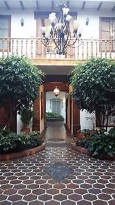 Courtyards, In, Latin, America