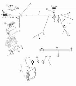 Polaris Ranger Wiring Diagram For Tail Lights