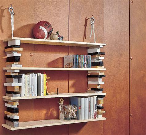 Regal Aus Büchern Bauen by Regal Aus Holzkl 246 Tzen Selber Bauen Selbstgemacht Magazin