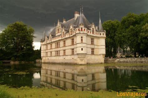 castillo de azay le rideau castillo de azay le rideau valle loira francia azay le rideau castle losviajeros