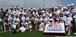 Hounds capture 3rd Patriot League title in 4 years : So ...
