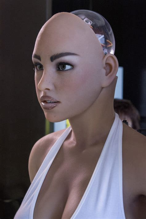 Realdoll Sex Robot With Warm Skin And Real Vagina Out