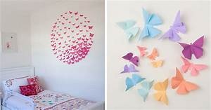 Wall art designs paper make d