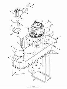 Snapper Fb115250bs  7800940  11 5 Hp Walk Behind Brush Mower Parts Diagram For Engine  U0026 Frame Group