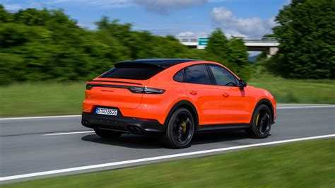 2020 porsche suv drive review 2020 porsche cayenne coupe clarifies
