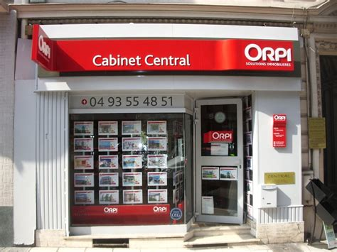agence immobili 232 re cabinet central 224 orpi
