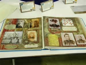 Family History Scrapbook Ideas