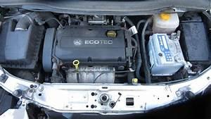 2007 Vauxhall Zafira B Mk2 1 8 Petrol 16v Engine  Engine Code Z18xer  Breaking