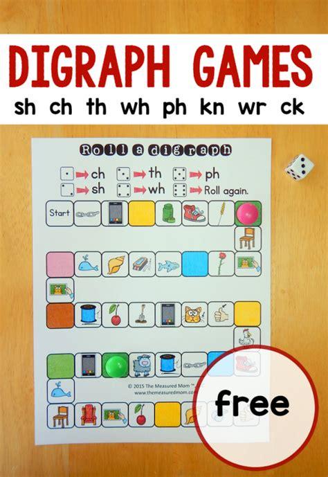 free preschool reading games 5 free for teaching digraphs kindergarten gaming 465