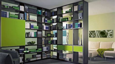 Bookcase Divider Wall by Bookcase Room Dividers