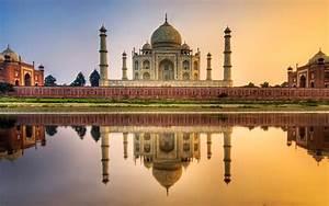Taj Mahal India HDR Wallpapers