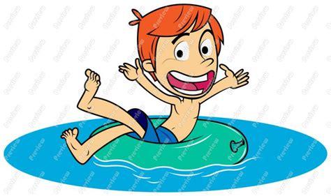 Cartoon Swimming Pool Clipart
