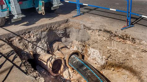 city responsible  sewer lines eyman