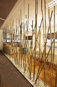 Gros Bambou Deco : espaces support et de convivialit sur mesure office et culture ~ Teatrodelosmanantiales.com Idées de Décoration
