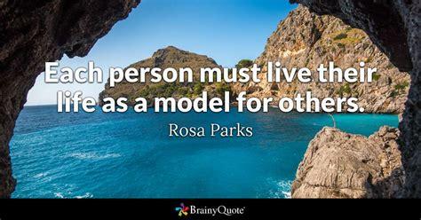 person    life   model