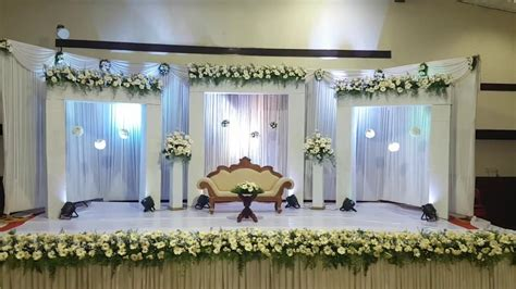 stage decoration ideas   wedding