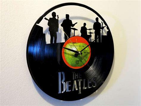inventorArtist » Beatles Record Clock