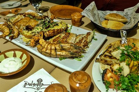 dubai cuisine middle eastern cuisine at reem al bawadi restaurant in